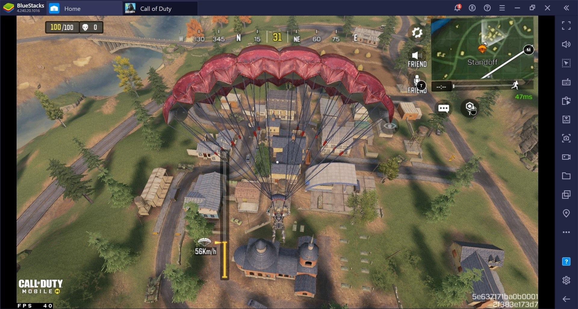 Играем агрессивно: как побеждать в королевской битве Call of Duty: Mobile на ПК?