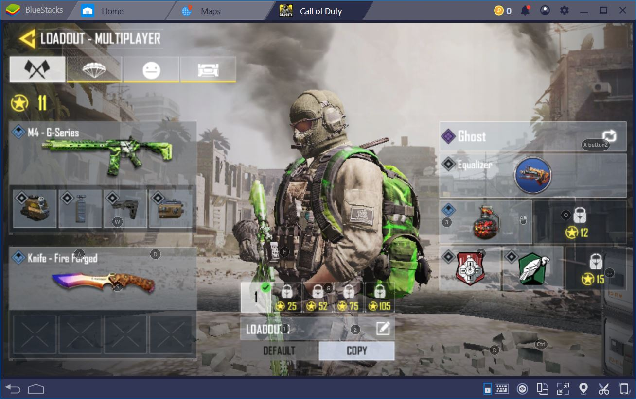 Guide to Playing Call of Duty: Mobile on PC with BlueStacks