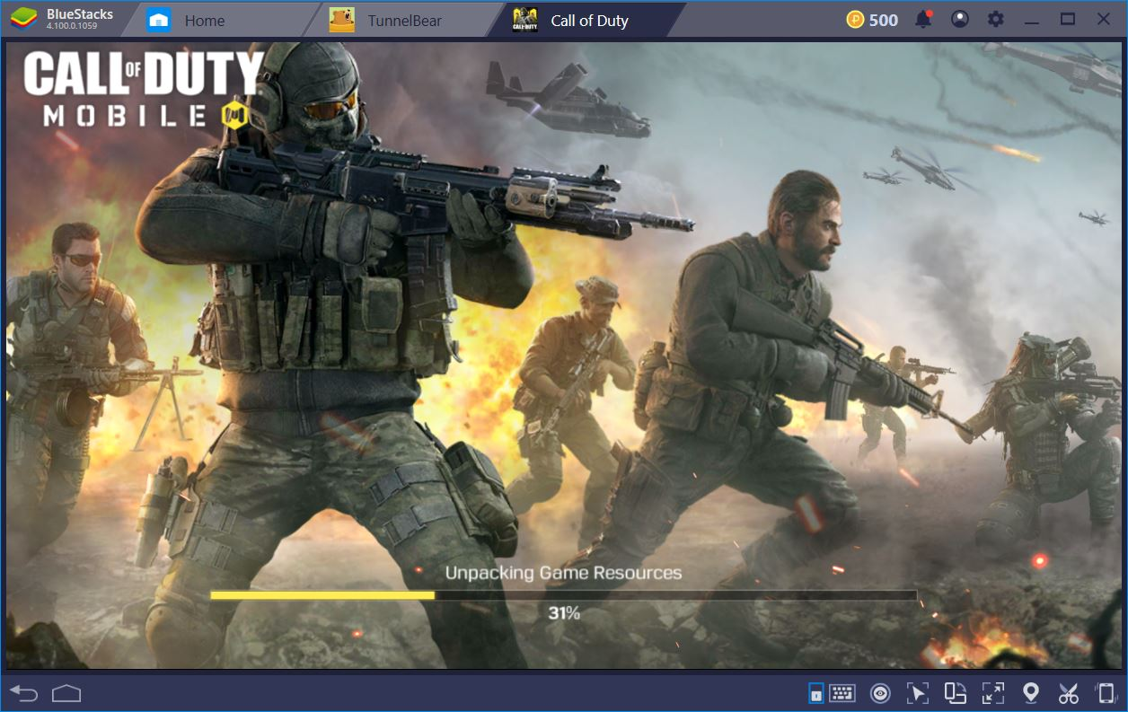 How to Install and Play CoD on BlueStacks