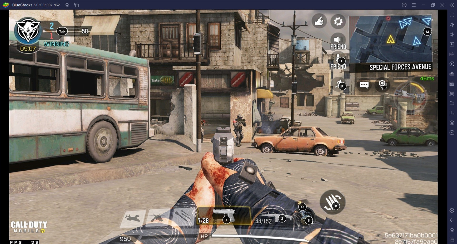 Call of Duty: Mobile Weapon Guide – The .50 GS is Your Secondary