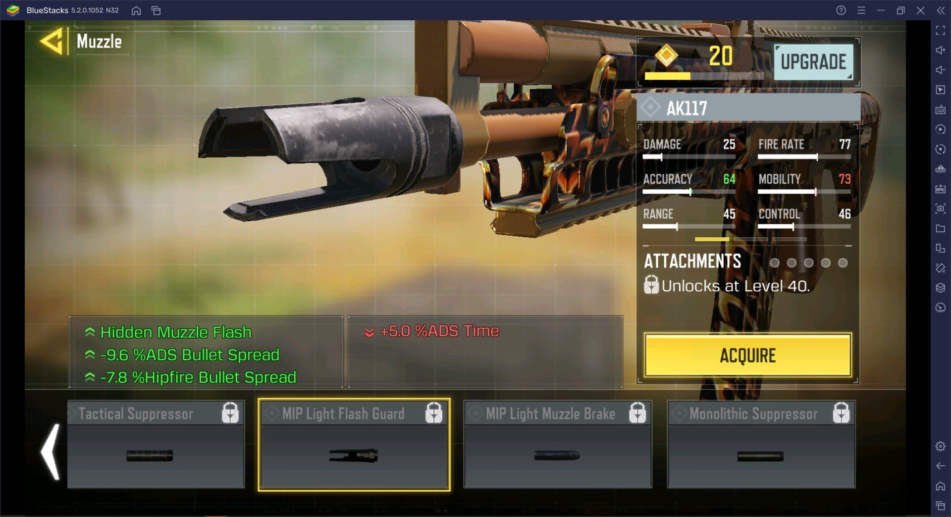 Call of Duty: Mobile AK117 Weapon Guide – Aged Like a Fine Wine