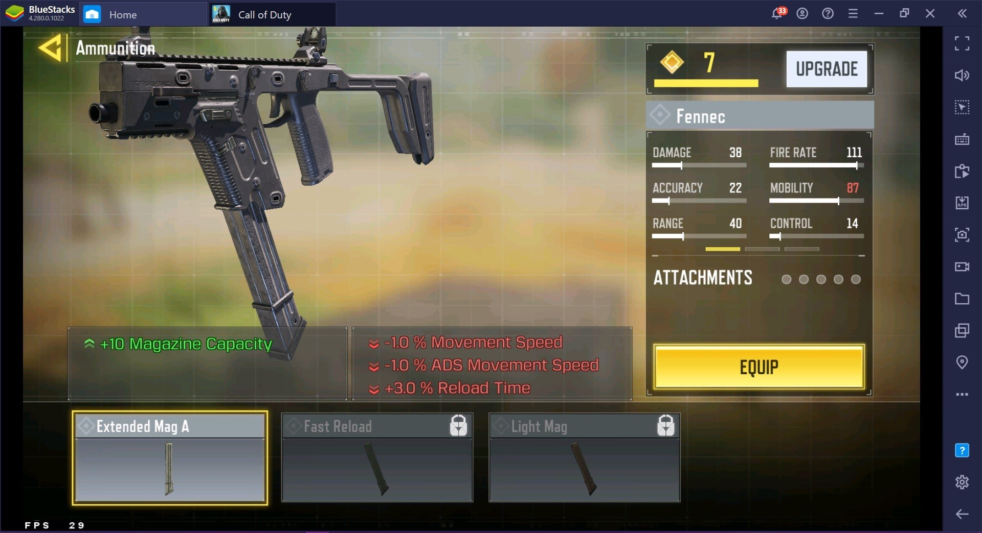 Call of Duty: Mobile Fennec Weapon Guide – Season 3 Made It Better