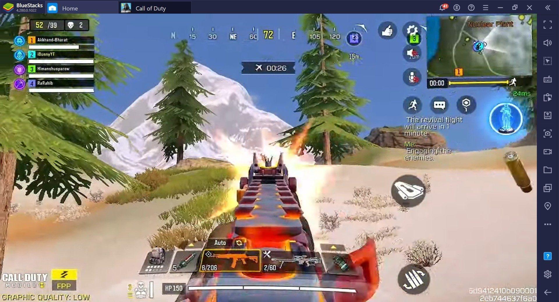 دليل Call of Duty Mobile لميزات الأسلحة، شرح أفضل ميزات الأسلحة مع  نصائح للمعارك الضخمة