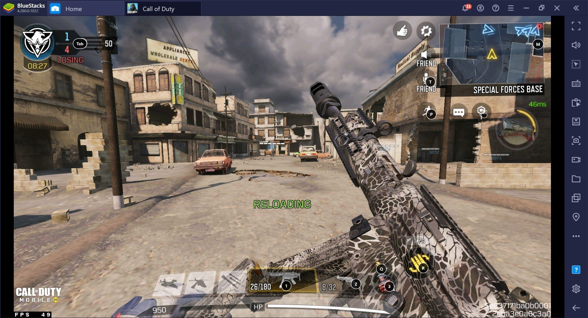 Call of Duty: Mobile QQ9 Weapon Guide – The SMG That Claps Too Hard