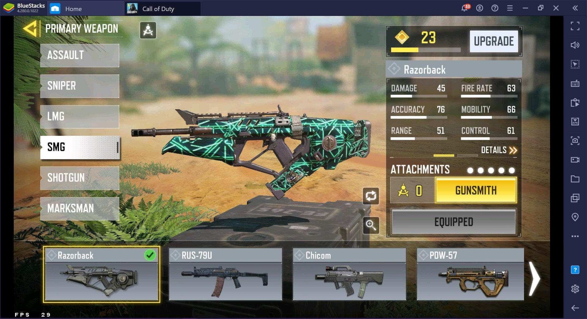 Call of Duty: Mobile Season 3 SMG Gun Guide For Multiplayer Ranked Games