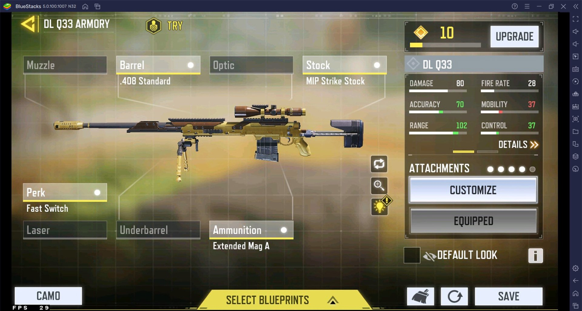 Call of Duty: Mobile Locus Sniping Guide For Headshots