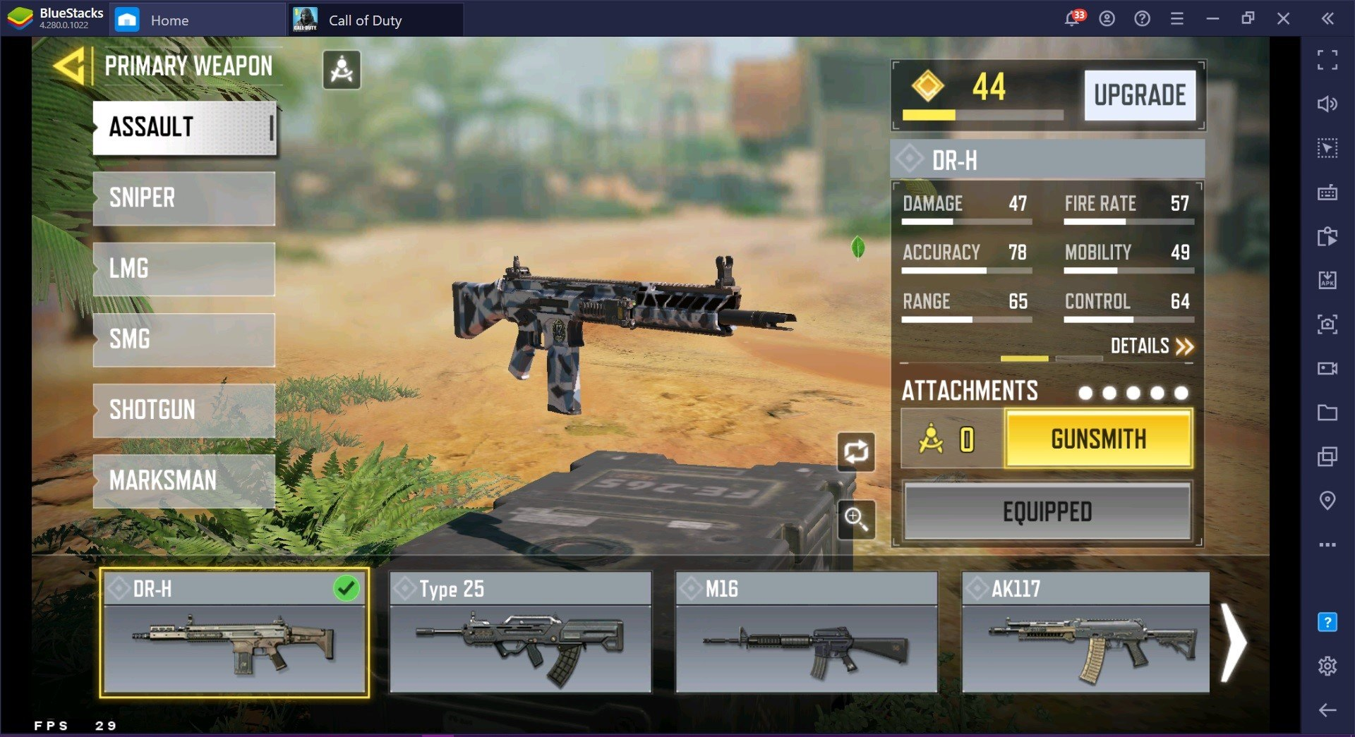 Call of Duty: Mobile Multiplayer Weapon Guide for Season 4 Ranked