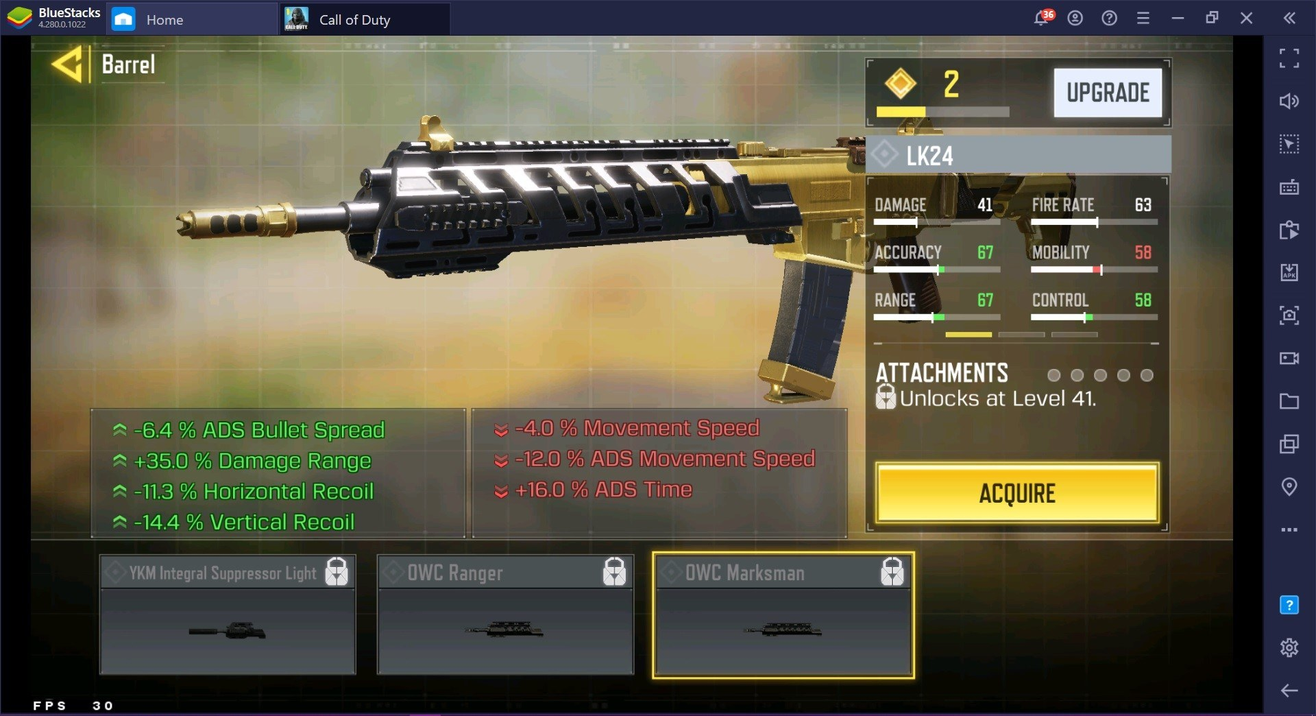 Call of Duty: Mobile Weapon Guide – It's Time to Reconsider the LK24
