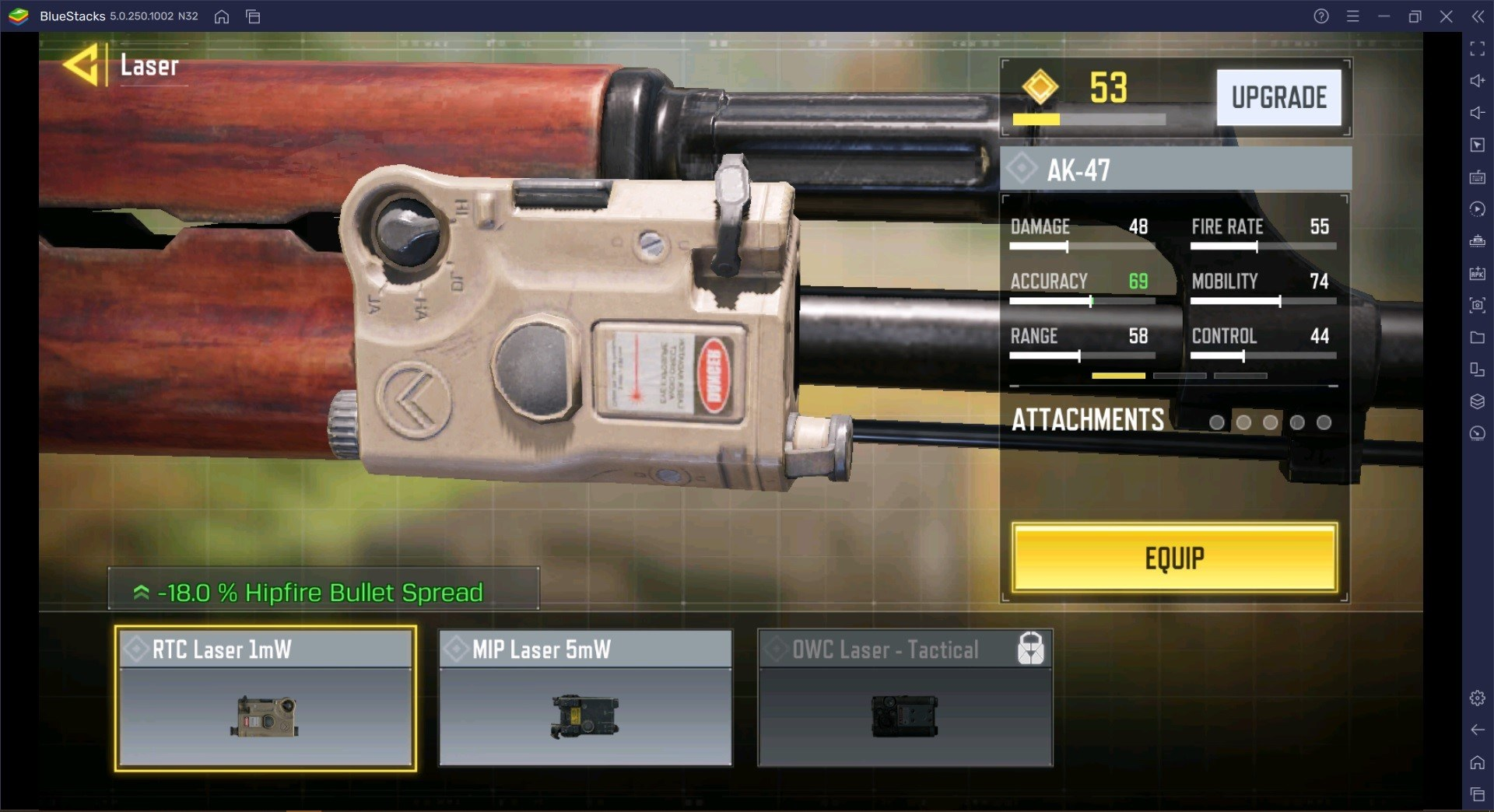 Call of Duty Mobile Weapon Guide, The AK-47 Goes to the Gunsmith