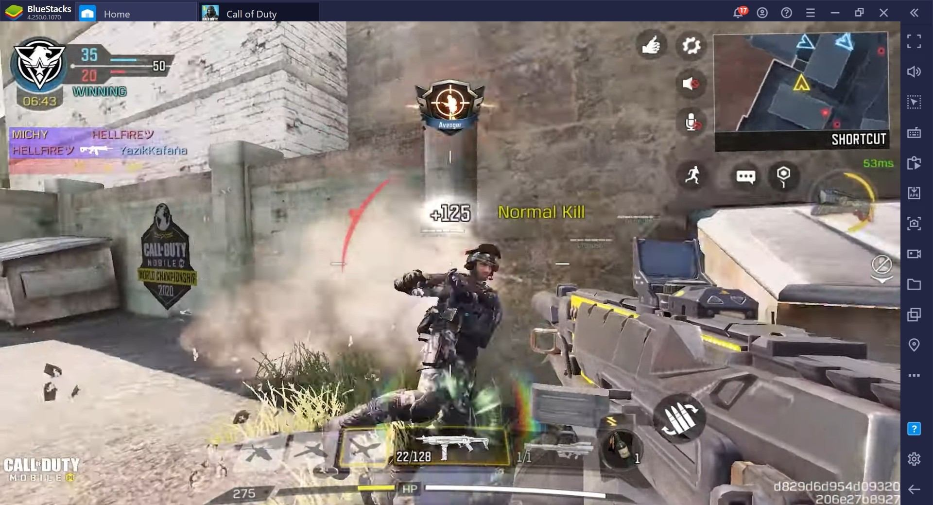 Carrying Solo in Call of Duty: Mobile Multiplayer Matches, It's Way Harder