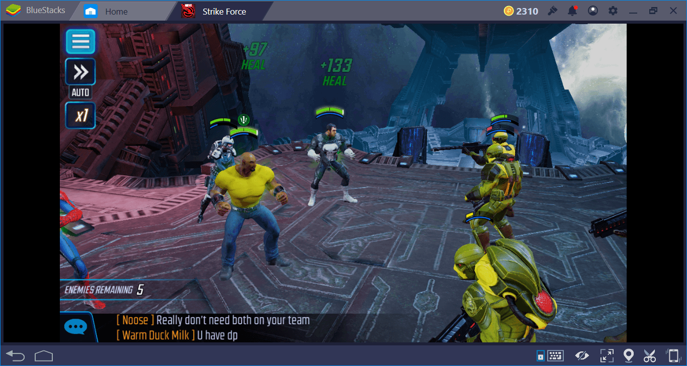 MARVEL Strike Force on PC: Building the Perfect Team