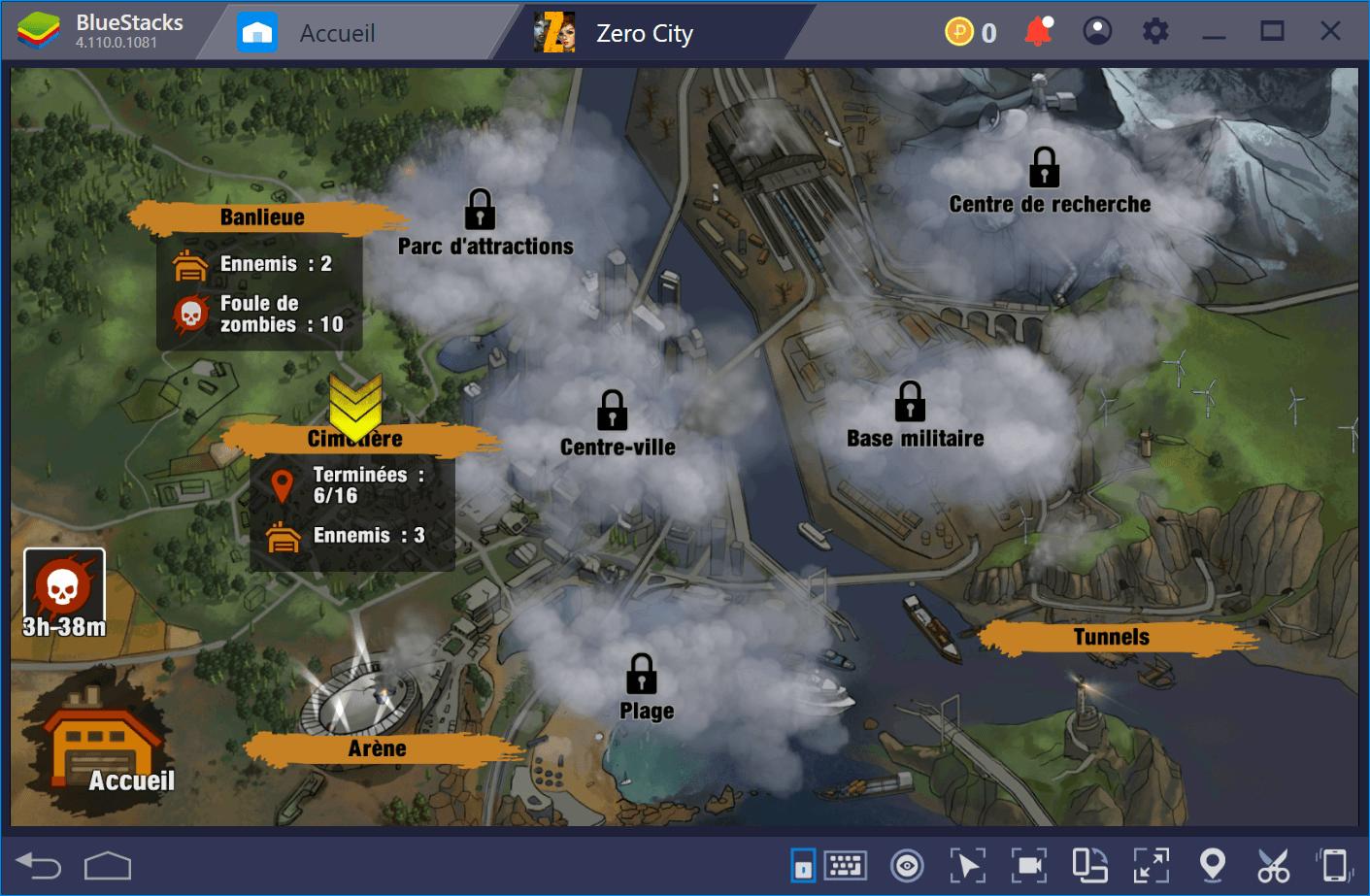 Comment gagner de l'argent dans Zero City