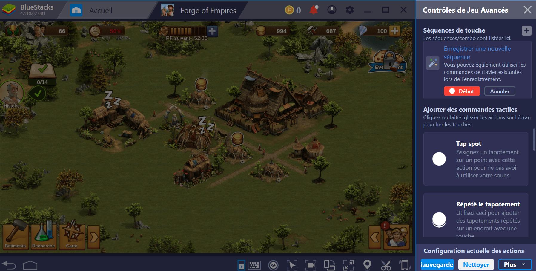 Comment progresser rapidement dans Forge of Empires grâce à BlueStacks