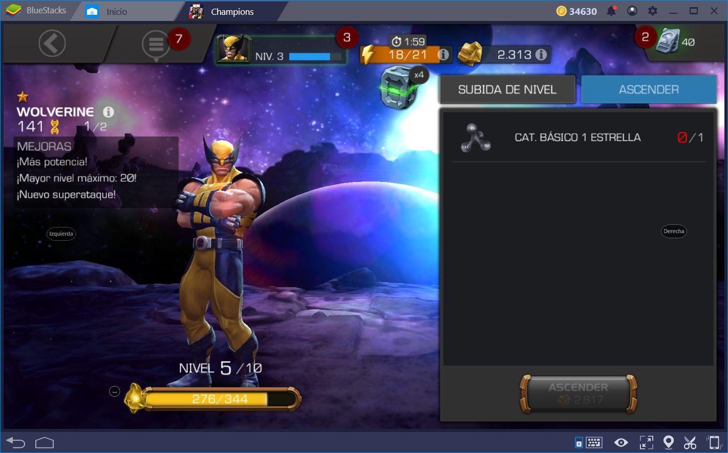 Todo Acerca de los Héroes en Marvel Contest of Champions