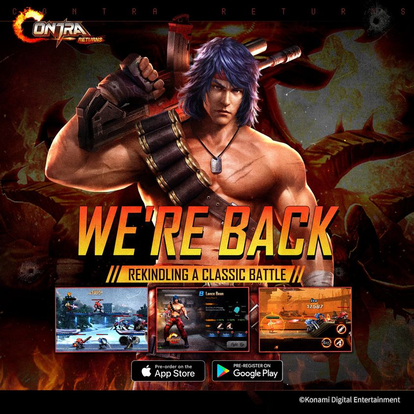 Contra Returns Now Available for Pre-Registration Globally