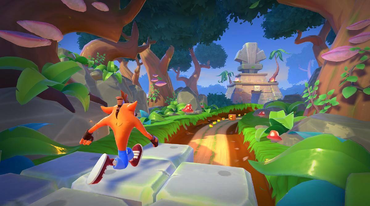 Das Kannst Du von Crash Bandicoot: On the Run Erwarten, Veröffentlichung am 25. März