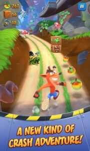 Halloween Mode Arrives in Crash Bandicoot: On the Run with New Events and Content