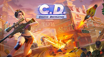 Download Creative Destruction on PC with BlueStacks