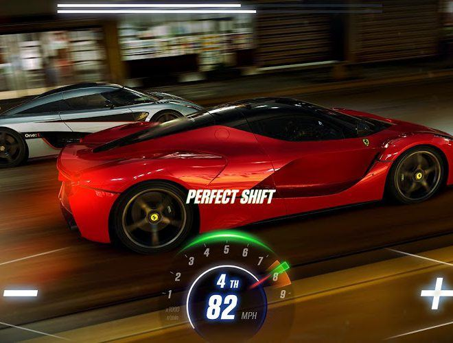 เล่น CSR Racing 2 on PC 7