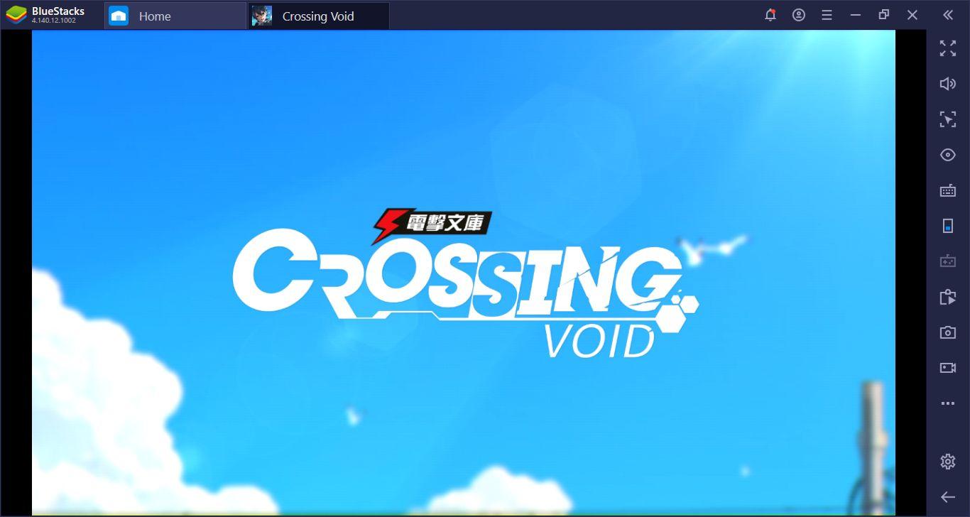 Crossing Void Rehberi: Yararlı Bilgiler ve Stratejiler BlueStacks ile PC'de