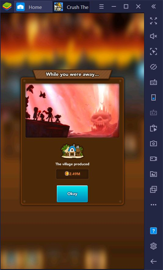 Crush Them All on PC - Getting Started in This Awesome Idle Game