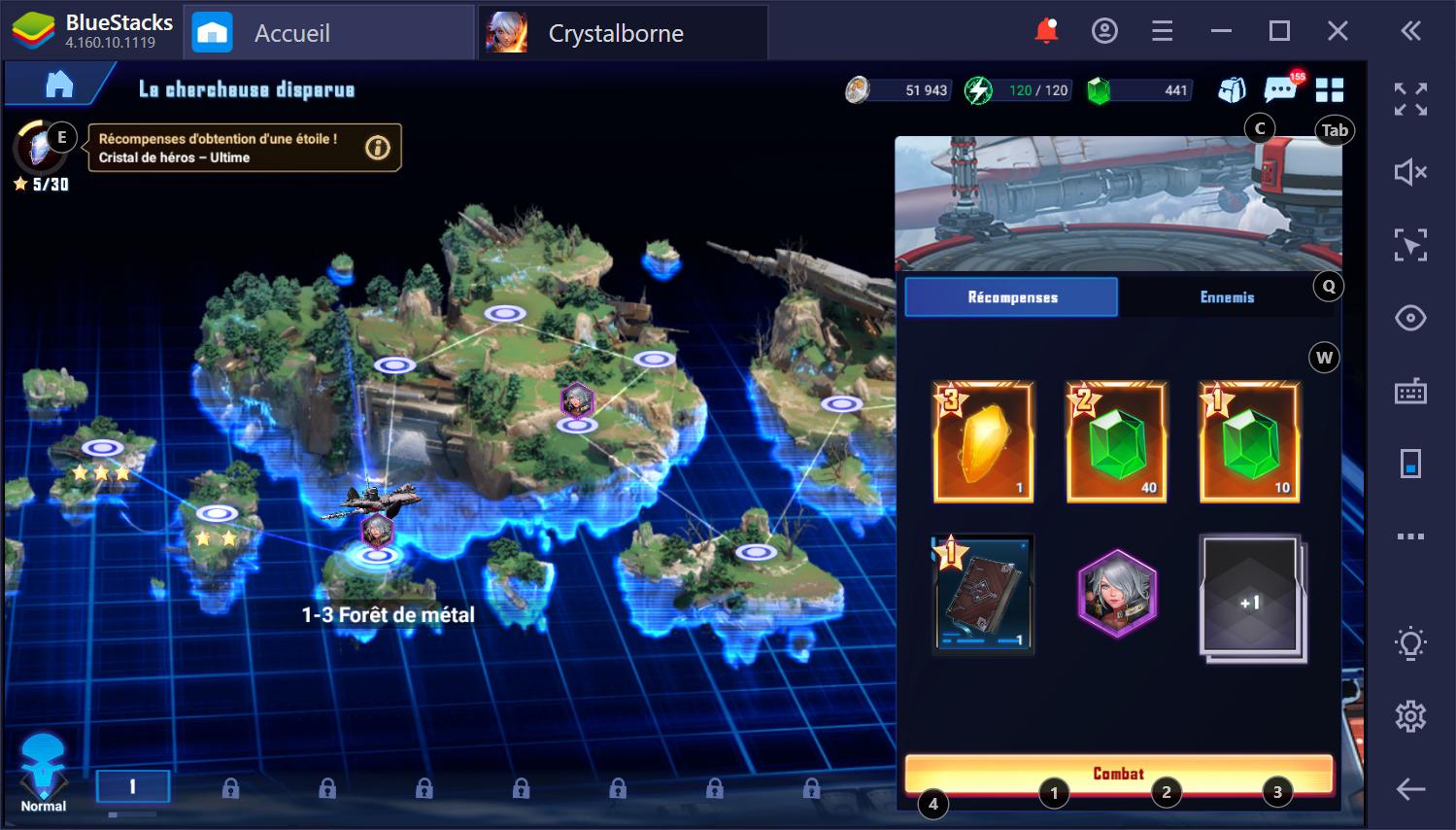 Trucs et astuces pour démarrer du bon pied dans Crystalborne : Heroes of Fate sur PC