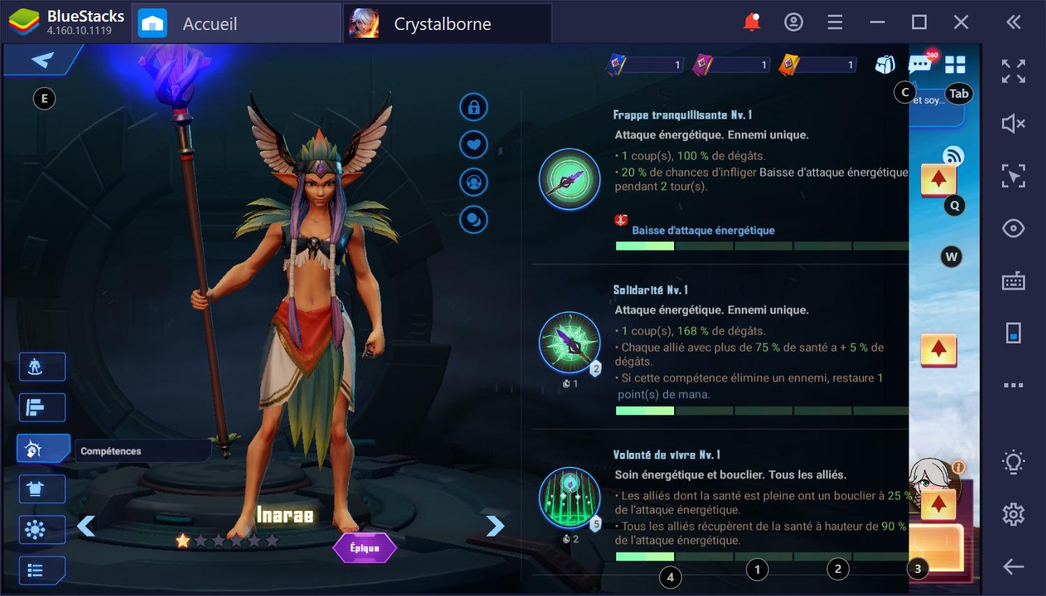 Comment débloquer et améliorer les héros de Crystalborne Heroes of Fate sur PC