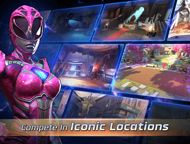 Play Power Rangers: Legacy Wars on PC 4