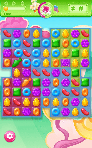 เล่น Candy Crush Jelly Saga on PC 14
