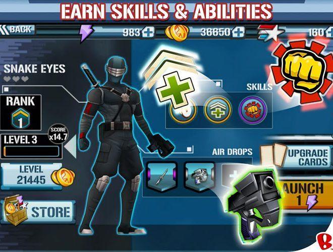 Играй G.I. Joe: Strike На ПК 14