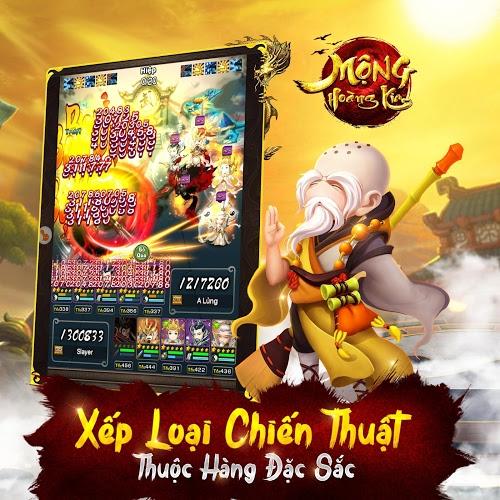 Chơi Mộng Hoàng Kim on PC 10