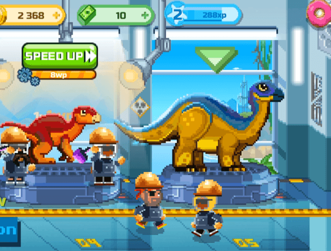 Play Dino Factory on pc 7