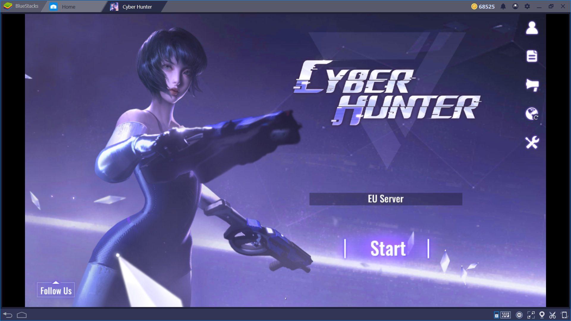 Installa Cyber Hunter e sfrutta i vantaggi di Bluestacks