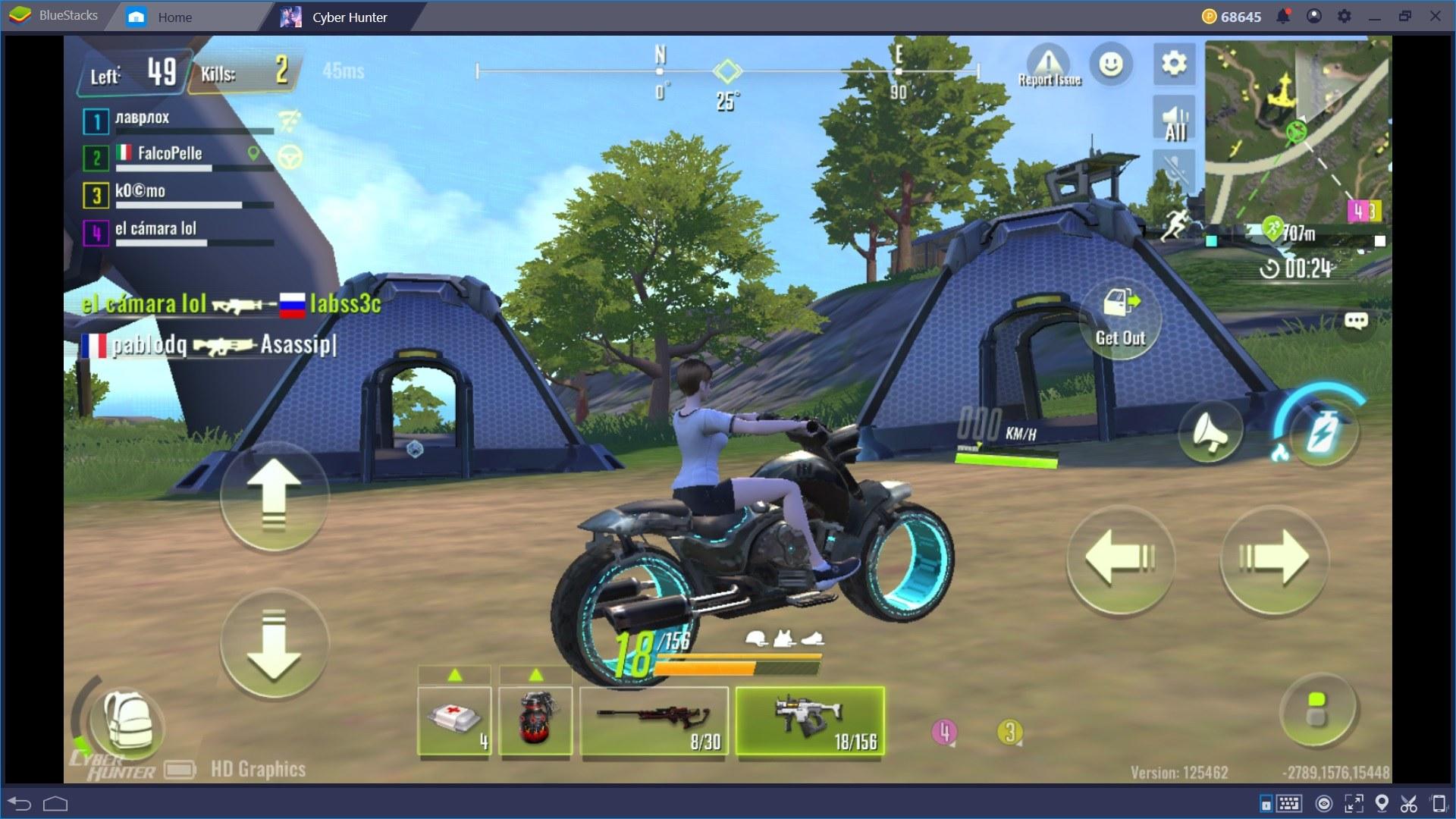 """La Recensione di Cyber Hunter, l'innovativo """"sci-fi"""" battle royale game"""