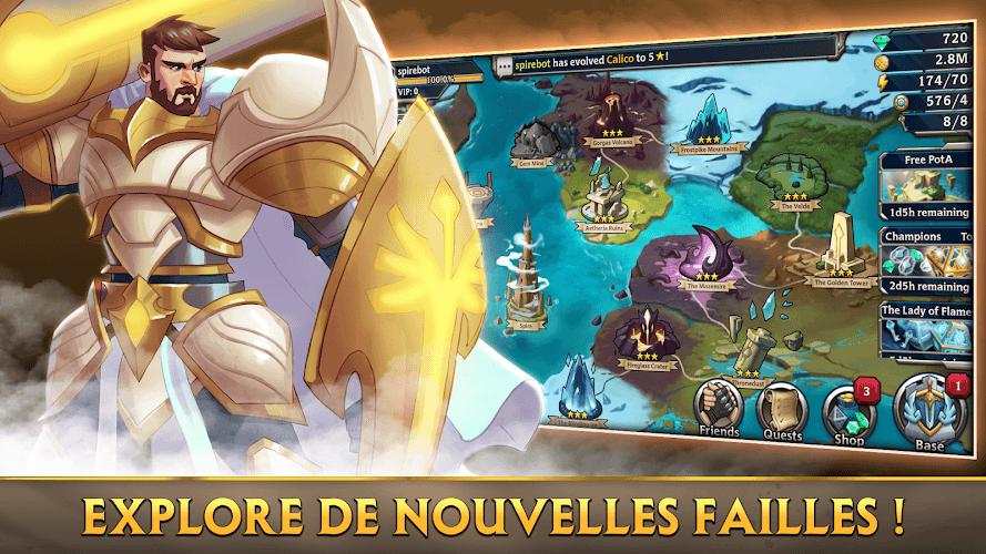 Jouez à  Alliance: Heroes of the Spire sur PC 6
