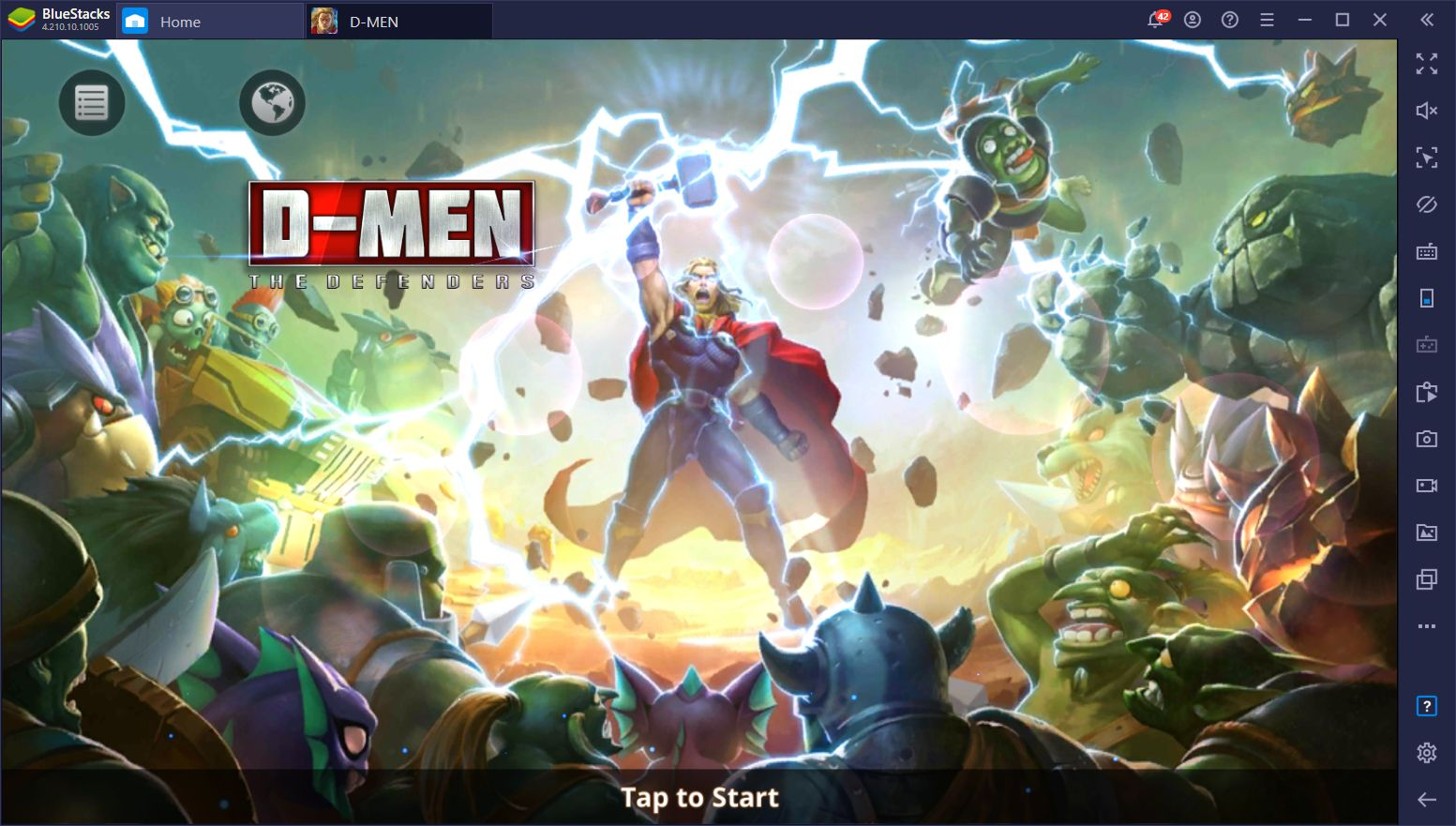 D-Men: The Defenders on PC – How to Use Our BlueStacks Tools to Win in This Tower Defense Game