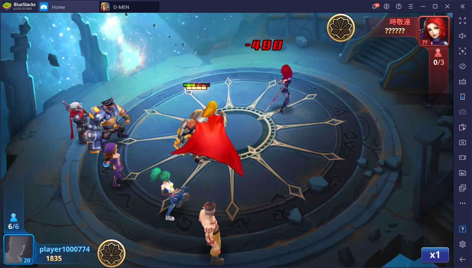 D-Men: The Defenders Review – How to Play D-Men on PC With BlueStacks