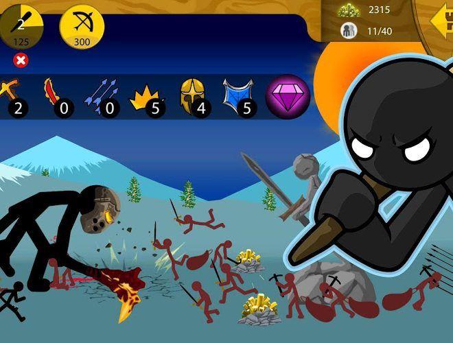 Играй Stick War: Legacy На ПК 16