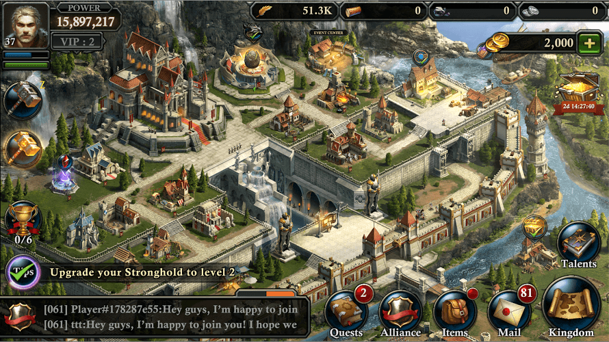 Juega King of Avalon: Dragon Warfare on PC 13