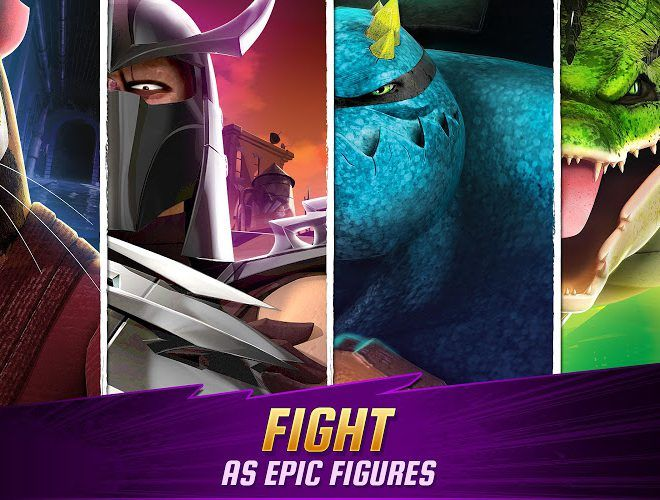 Play Ninja Turtles: Legends on PC 15