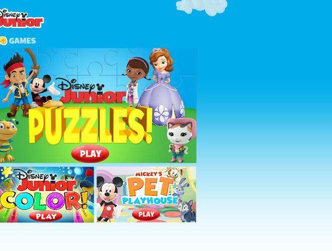 Play Disney Junior – watch now! on PC 6