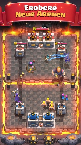 clash royal auf pc spielen