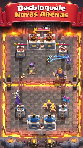 Jogue Clash Royale para PC 6
