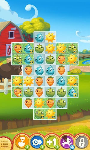เล่น Farm Heroes on PC 8