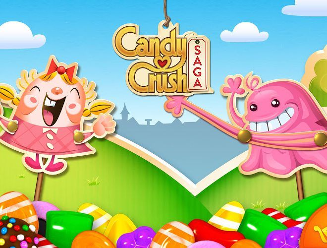Spielen Candy Crush on pc 19