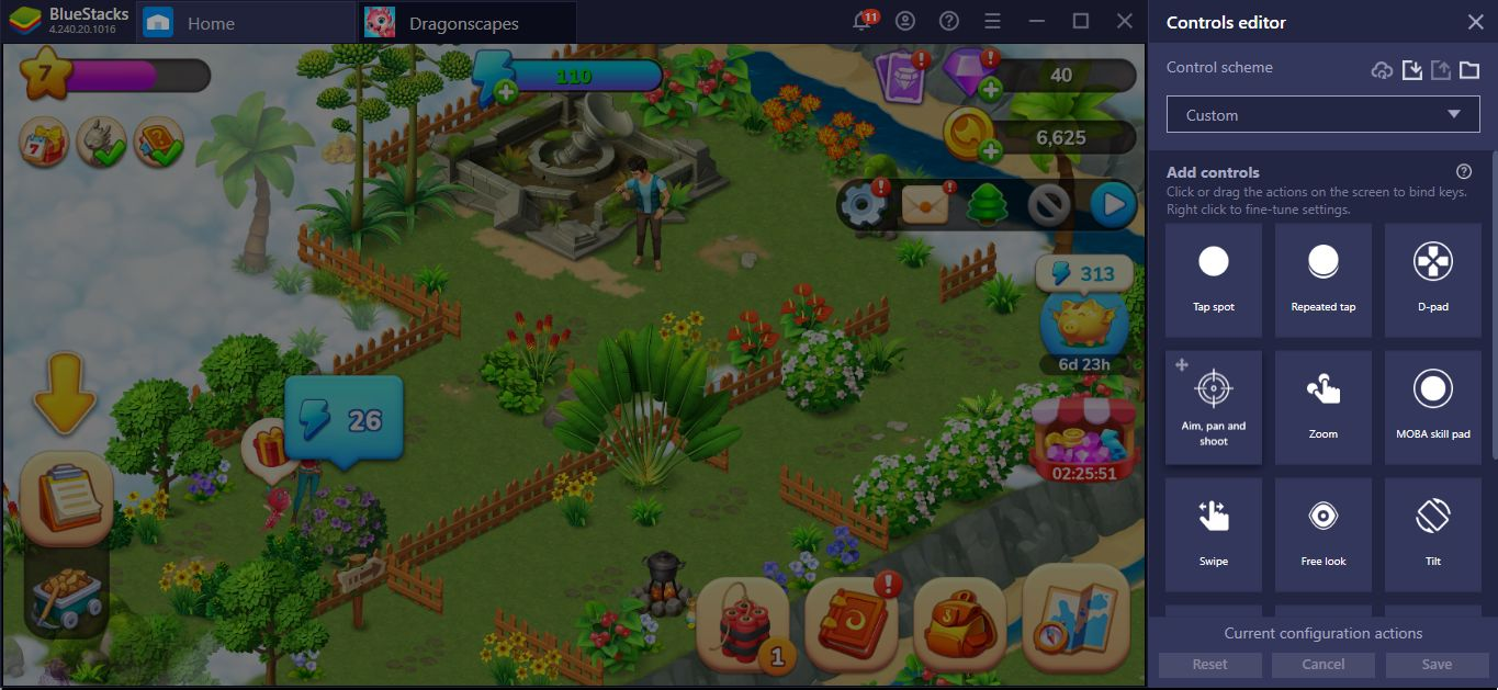 Dragonscapes Adventure Setup Guide: Save Dragons and Explore Islands With BlueStacks