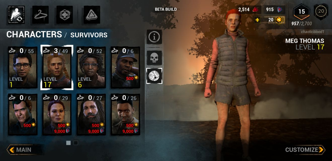Dead by Daylight Mobile: How to Escape as a Survivor