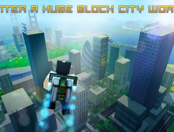 Play Block City Wars on pc 13