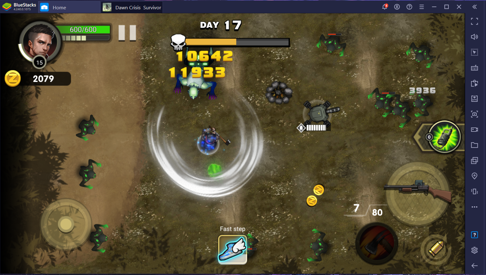 Become a survivor – How to Play Dawn Crisis on PC with BlueStacks
