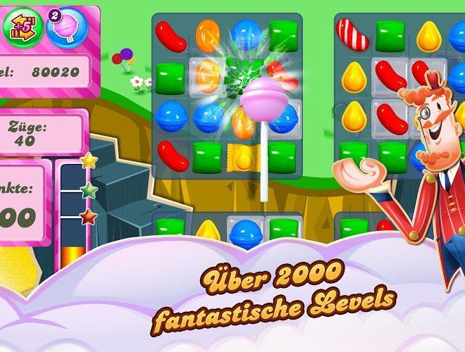 Spielen Candy Crush on pc 11